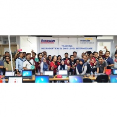 Training Batch 2 - Microsoft Excel 2016 Intermediate Level (24 November 2018)