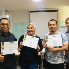 Training Microsoft Excel 2010 Intermediate - Advanced Level (22 - 23 November 2018)